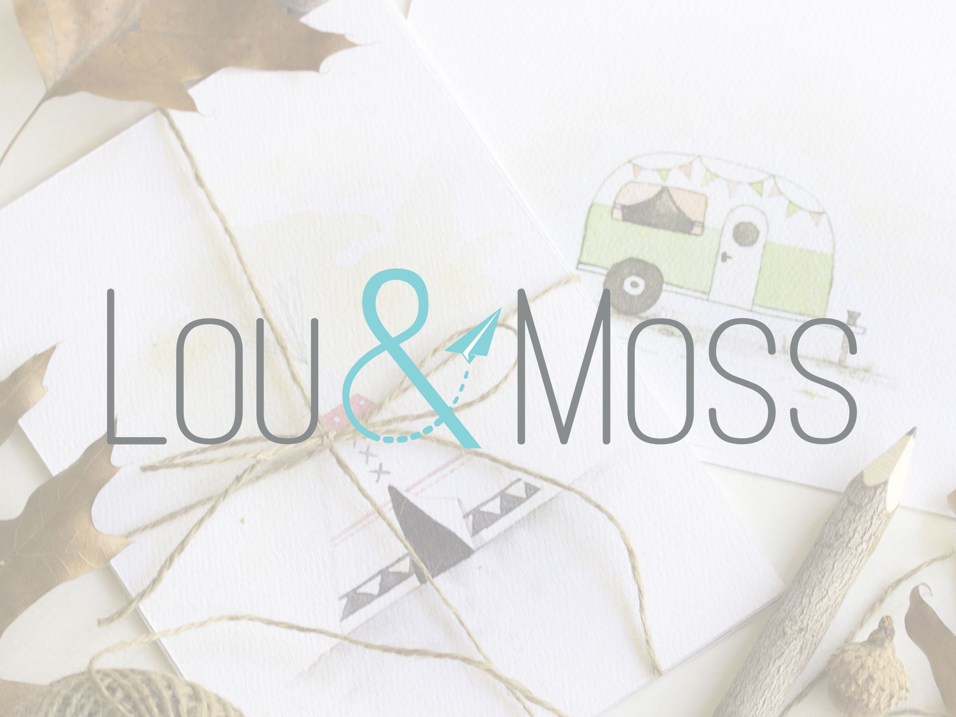 Lou and Moss by MAKE Design Company